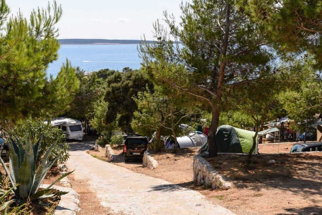 campen in kroatien ein guide f r camping anf nger imuni. Black Bedroom Furniture Sets. Home Design Ideas