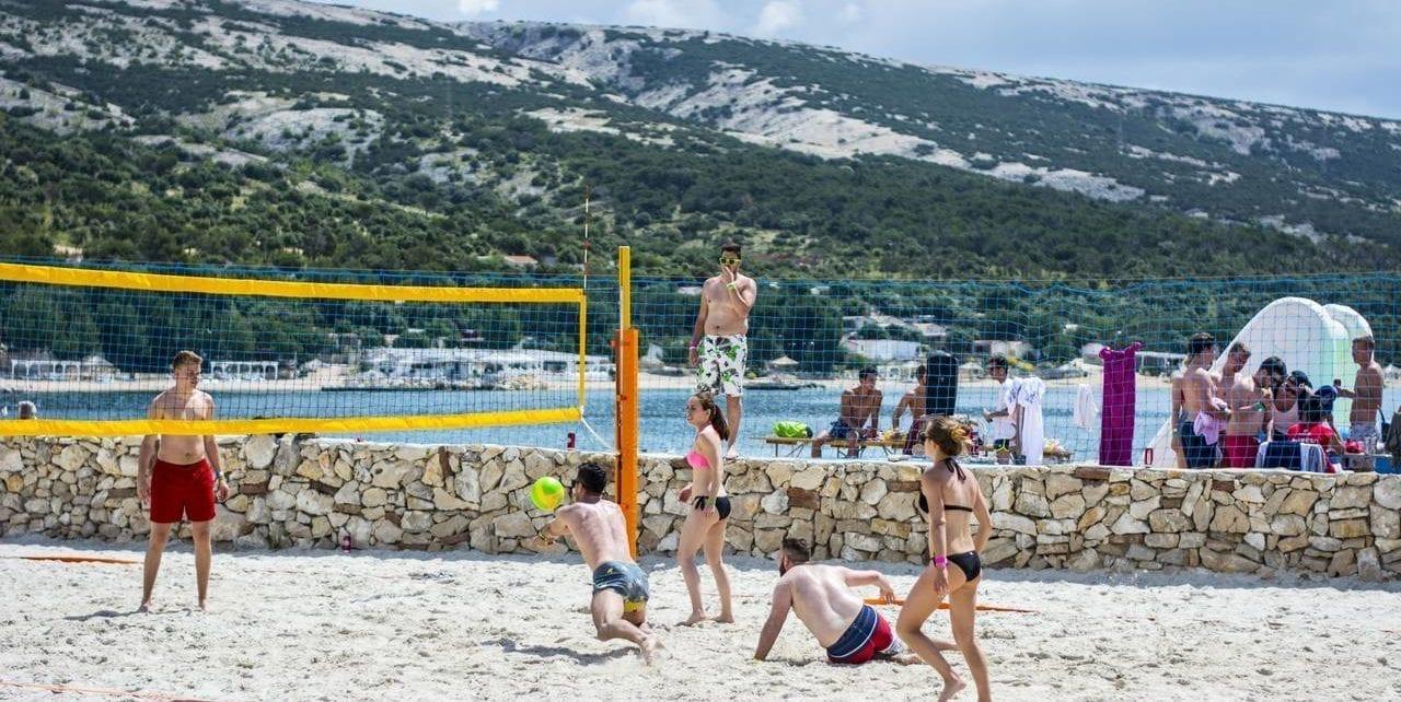 Beach volley Šimuni
