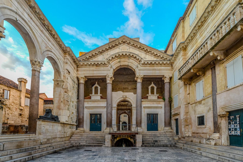 Dioklecijanova palača: 5 zanimljivih činjenica o antičkoj carskoj ...